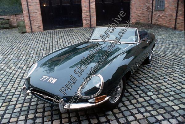 Jaguar E-type 77 RW  j...